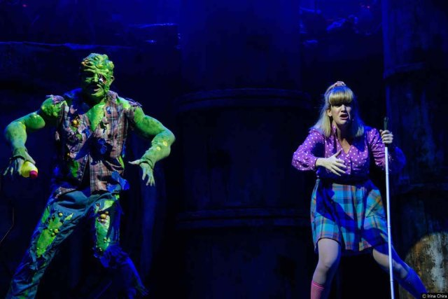 THEATRE REVIEW | The Toxic Avenger The Musical, Arts Theatre, London