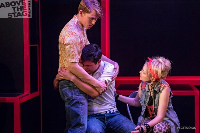 THEATRE REVIEW   Holding the Man, Above the Stag Theatre London