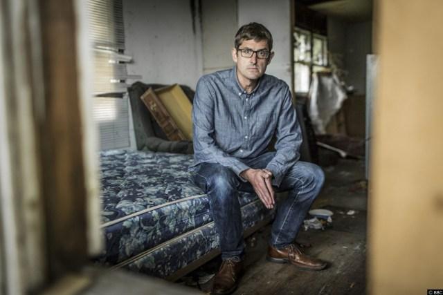 Louis Theroux's new documentary looks harrowing