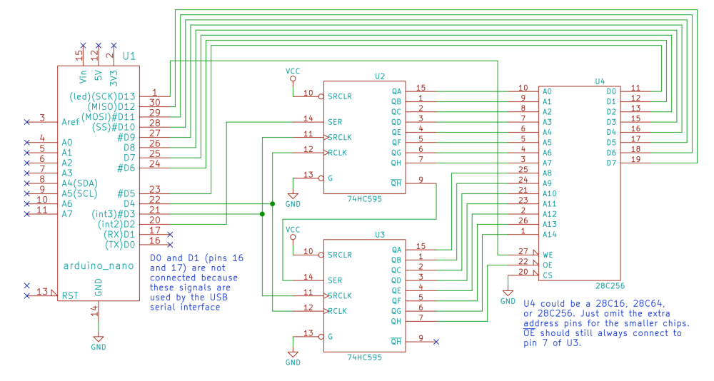 medium resolution of github beneater eeprom programmer arduino eeprom programmer here is the programmer schematic