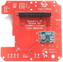 Raspberry Pi Gateway Lora - Year of Clean Water