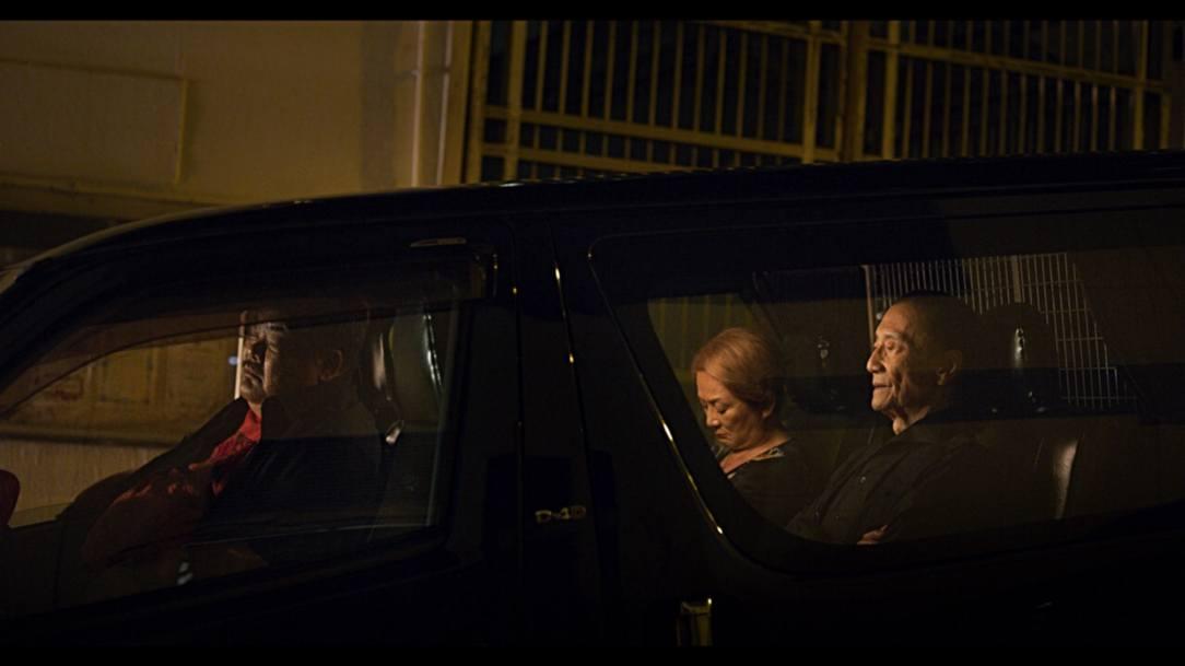 《殺出個黃昏》謝賢、馮寶寶、林雪