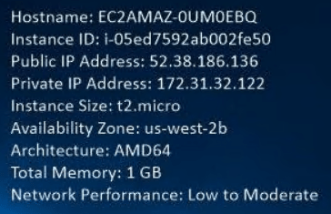 Server Details