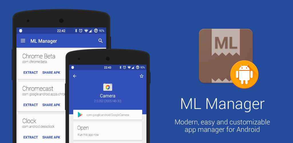 ML Manager