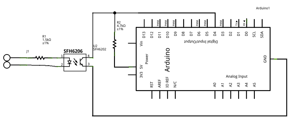 mini schema cablage d un dismatic