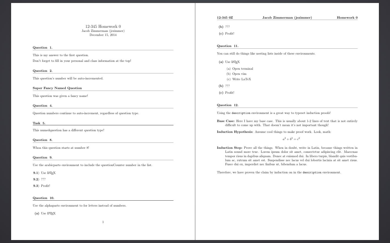 Homework Latex Template Math 273a Basic Optimization