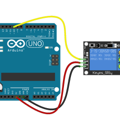 relay stopped working after connecting lamp to it arduino 8 relay module wiring arduino relay wiring [ 1587 x 936 Pixel ]