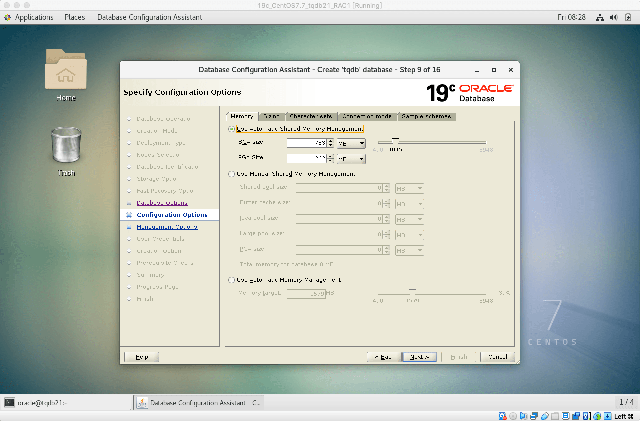 19cRACdbca建库10-ok