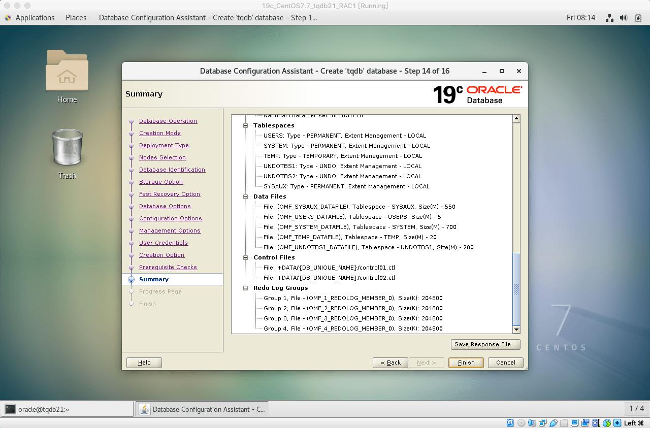 19cRACdbca建库25