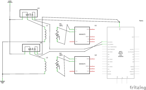 small resolution of figure ac side wiring