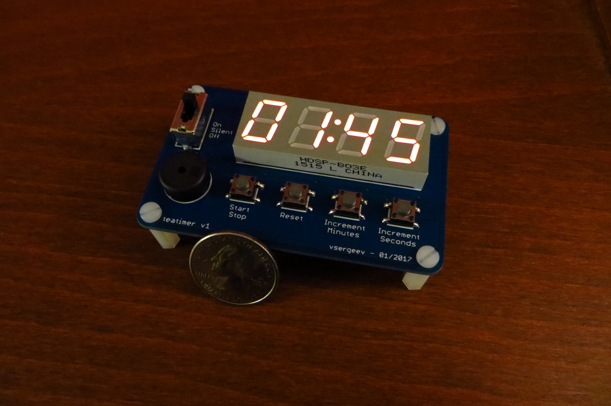 Versatile Four Mode Electronic Stopwatch Circuit Featuring The