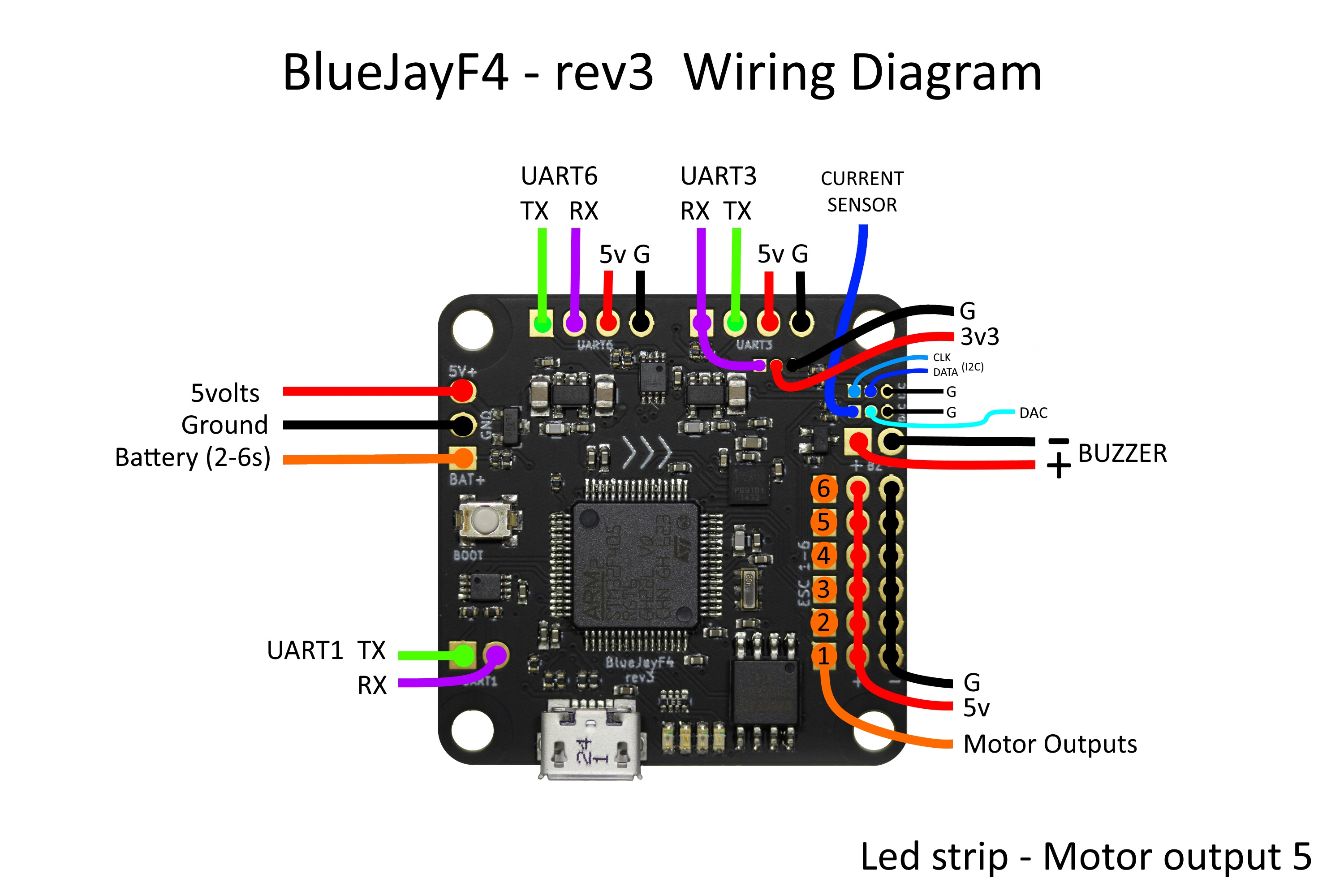 Beta Wiring Diagram