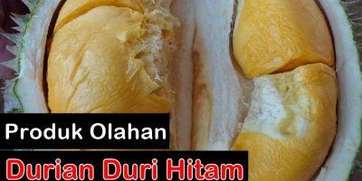 Produk Olahan Durian