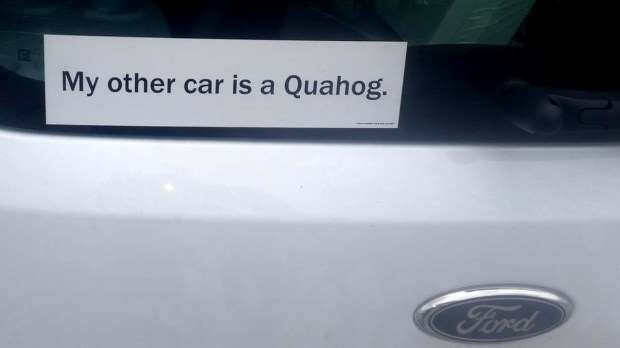 my other car is a...