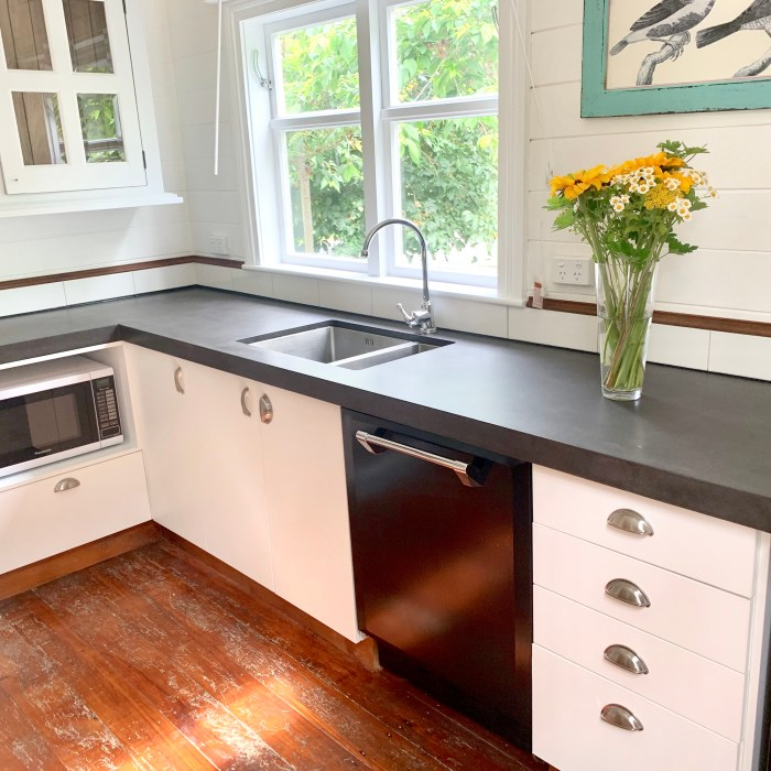 Kitchen Benchtop – Private Client