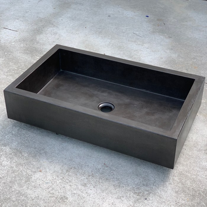 Custom Basin – Private Client