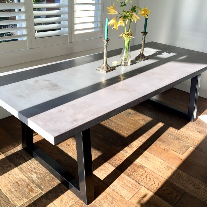 Dining Table – Private Client