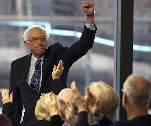 Sanders Poll: Bernie Topping Trump In Wis., Mich., Pa