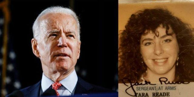 1996 Court Filing Corroborates Biden Accuser's Claim She Was Harassed