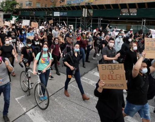 """Top NYC Health Official Says """"Racism"""" To Blame For Imminent COVID Spike (Not 1000s Of Demonstrators Gathering in Close Proximity)"""