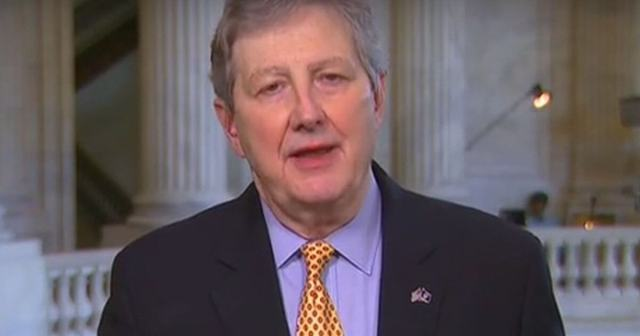Sen. Kennedy Shreds Anti-Cop Protesters: If You Hate Cops 'Next Time You Get in Trouble, Call a Crackhead'