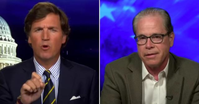 Tucker Destroys GOP Sen. Braun Over BLM Support: 'You're Taking Your Cues from Chuck Schumer'