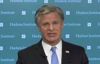 """Wray Details Threat From China, Their Goal is to be """"Only Superpower by any Means Necessary"""""""
