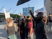 Watch: ANTIFA Attempts To Silence Pro-Police Protest
