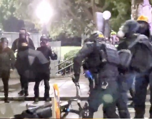 Shocking Video from Seattle: Officer Attacked with Baseball Bat