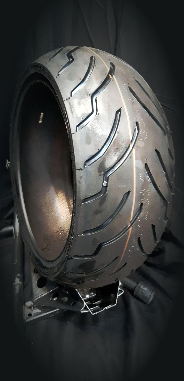 Dunlop American Elite Rear 240 40r18 Raw Customs