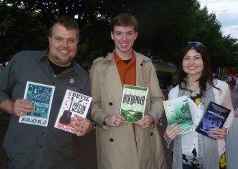 Matt Jones had all of the Miller's books!
