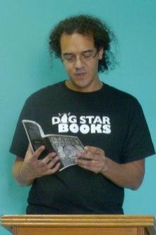 John Edward Lawson reading