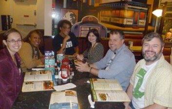 At the Silver Diner