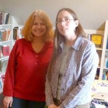 Beth Massie and Jennifer Barnes
