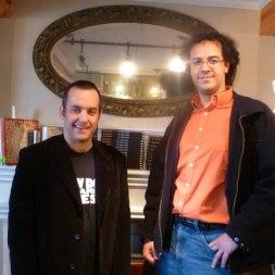 Matt and John Edward Lawson
