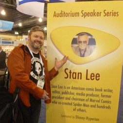 Matt meets Stan Lee