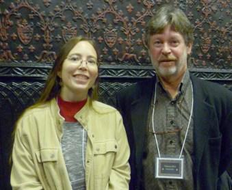 Jennifer Barnes & Michael Gills