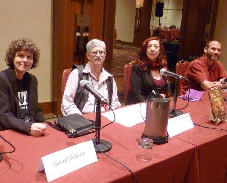 Laurel Winter, David Lunde, Maria Alexander, Mike Allen