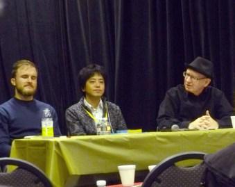 Nakamura interviewed