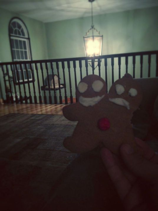 Jekyll and Hyde Gingerbread men