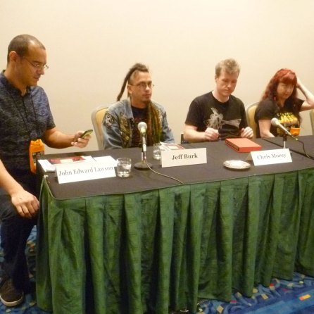 Specialty press panel