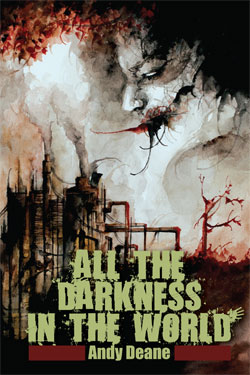 All the Darkness in the World vampire novel cover art