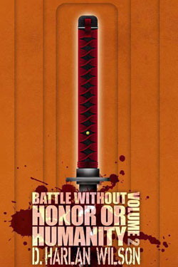 Battle Without Honor or Humanity Volume 2 short story collection cover art