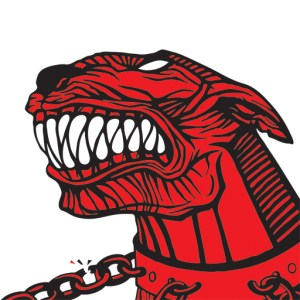 Red Dog cartoon site icon