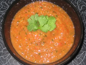 Low Fat Raw Vegan Recipe