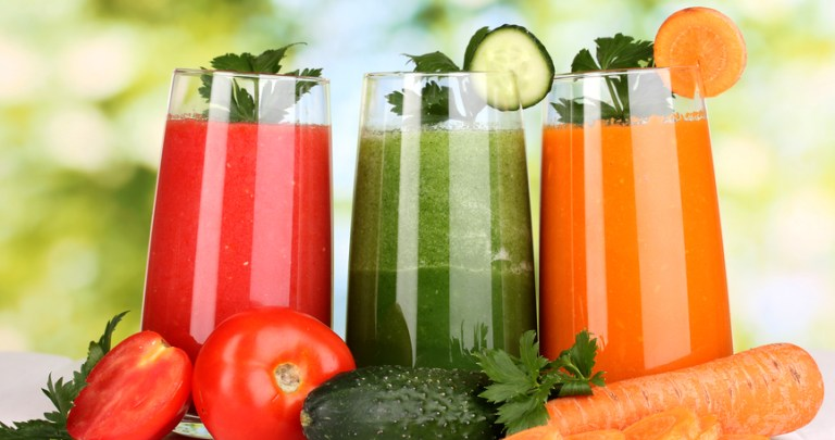 Introduction to Juicing with Jay Kordich