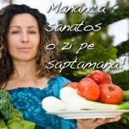 "Campania ""Mananca sanatos o zi pe saptamana!"""