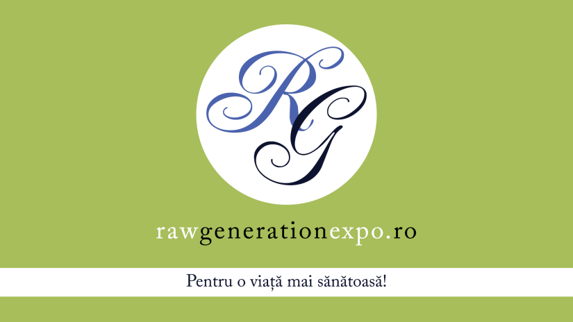 Raw Generation Expo: pentru o viata mai sanatoasa