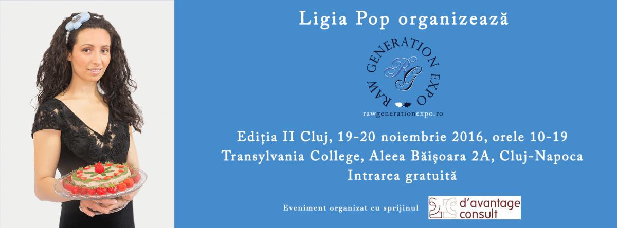 Raw Generation Expo Cluj, Editia II, 19-20 noiembrie 2016