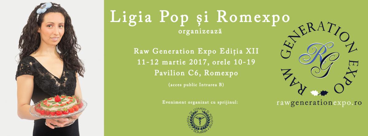 Raw Generation Expo București, Ediția XII, 11-12 martie 2017